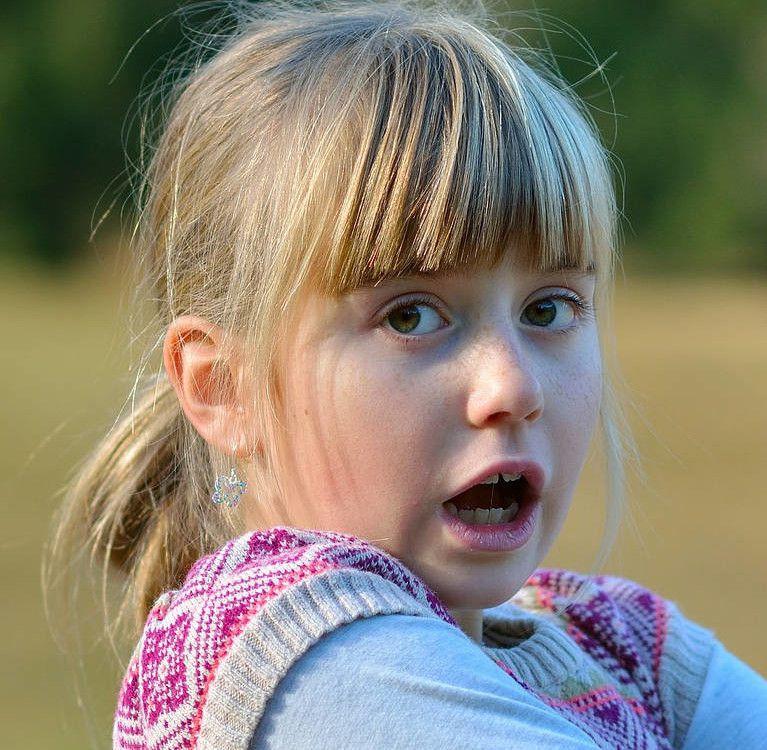 Dziewczynka, która bała się psów