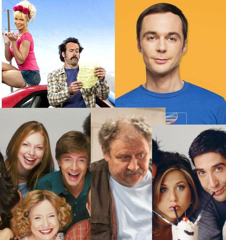 TOP 5 najlepszych seriali komediowych