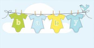 Przegląd garderoby niemowlęcej. Czyli co i jak z ubrankami