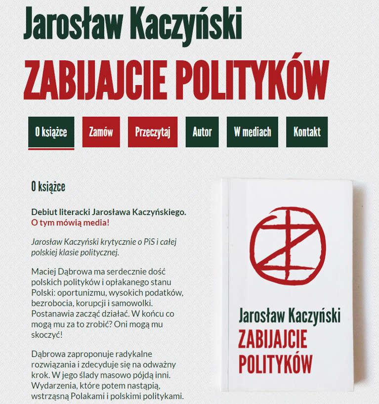 Zabijajcie polityków - opinia i recenzja