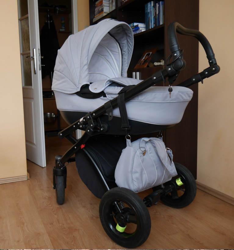 Zakup używanego wózka dla dziecka