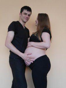 Sesja - zdjęcia ciążowe