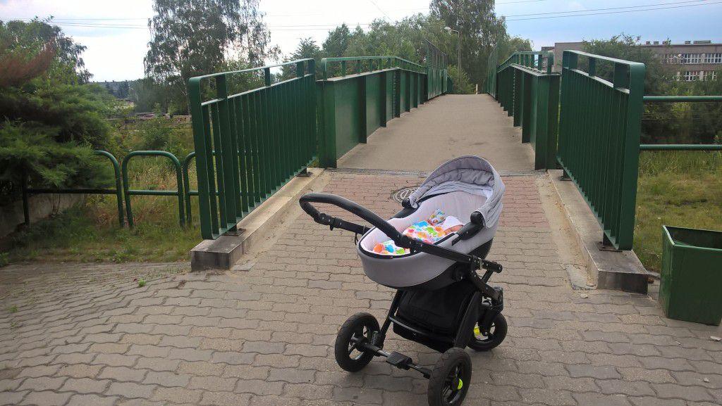 Andrzej na spacerze