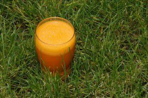 sok z marchew na oczyszczanie nerek