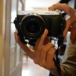 Mój aparat do robienia zdjęć dziecku, żonie, rodzinie i psu