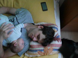 Zbyszek i Andrzej - najlepsze blogi parentingowe