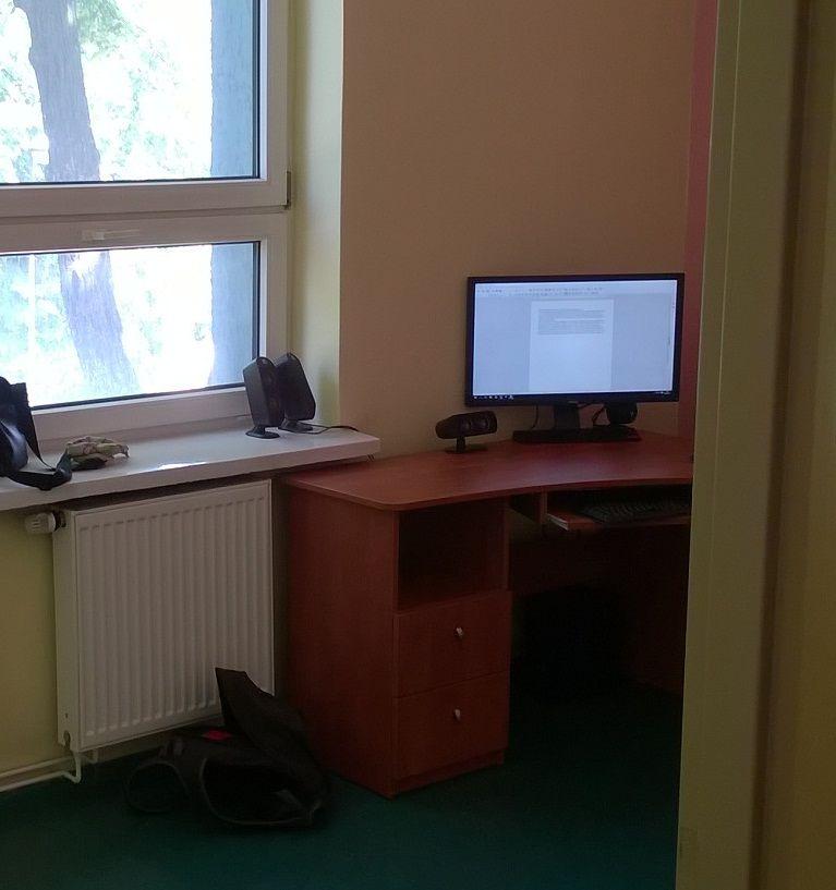 Moje pierwsze własne biuro. Czyli słów klika o moich planach