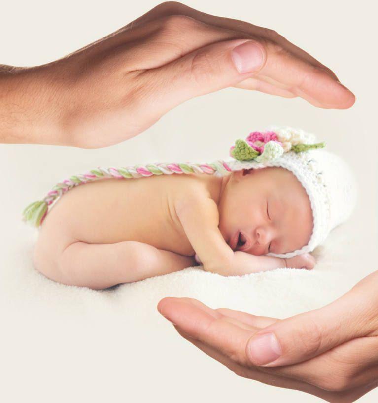 Pielęgnacja pupy u noworodka i niemowlaka