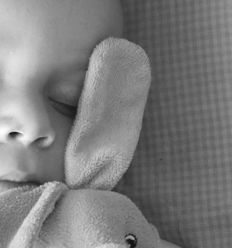 Usypianie niemowlaka z Tracy Hogg (dzień 1)