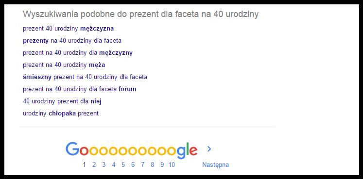 Google podpowiada jak pozycjonować