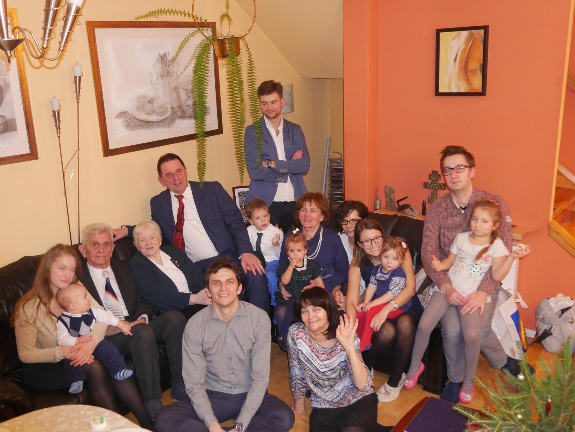 Dobrze mieć normalną rodzinę