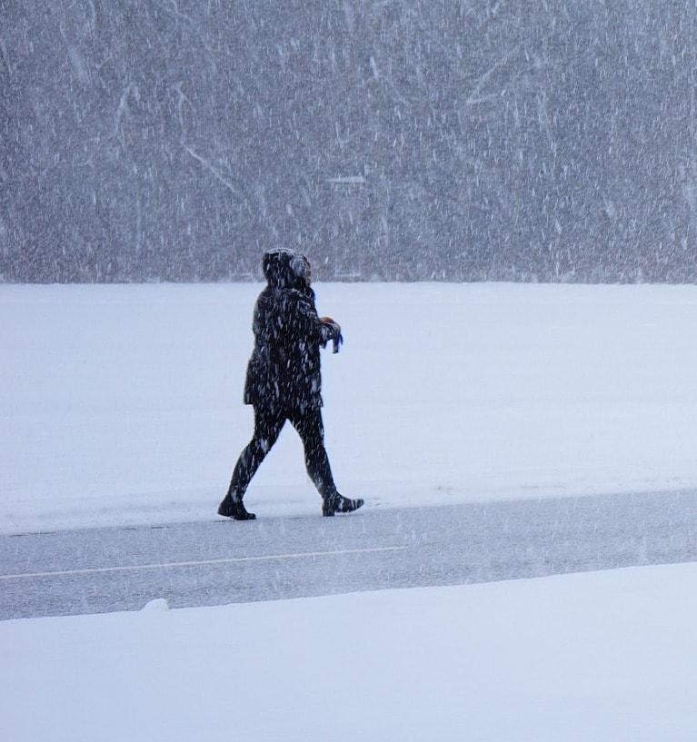 Słońce, deszcz czy śnieg - na spacer wybierz się!