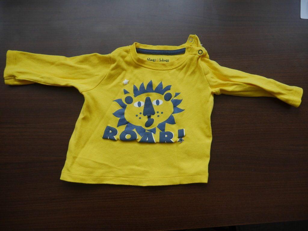 Ubranka dla dzieci z biedronki