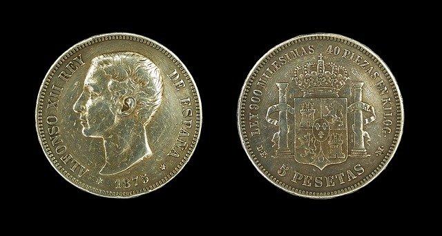 moneta na prezent