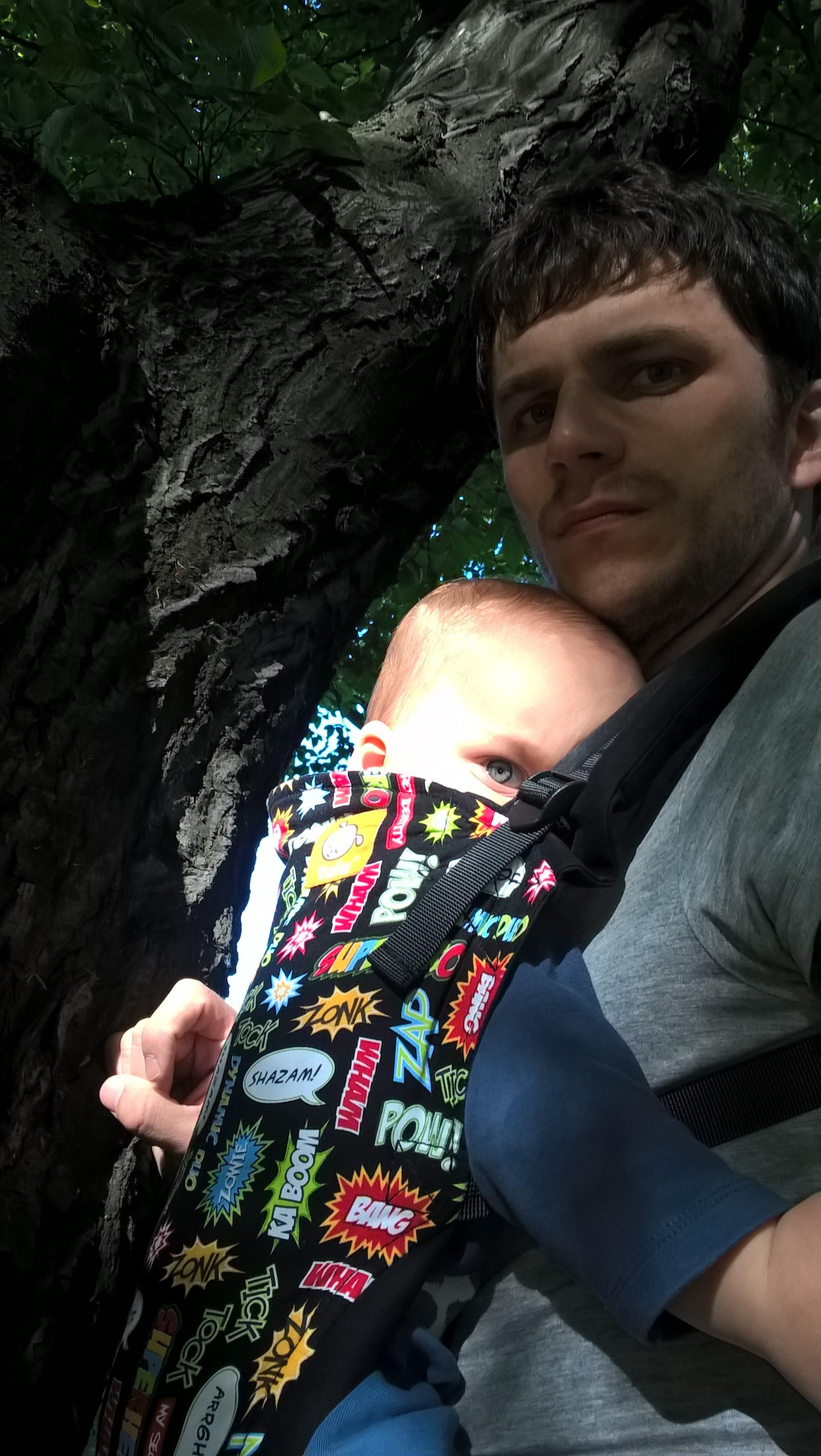 Pierwszy Dzień Dziecka - spacer