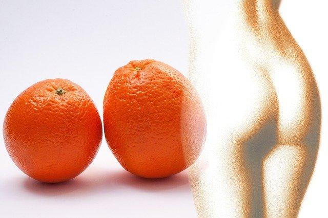 Coś na oporną skórkę pomarańczową