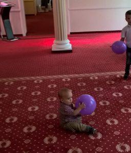 Zabawa balonem
