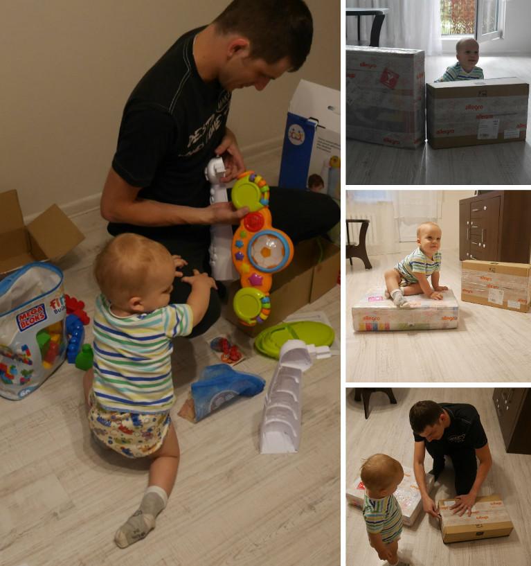 Żadna zabawka nie zastąpi dziecku czasu spędzonego z Tobą