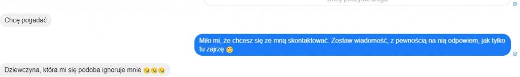 chatbot na facebooku
