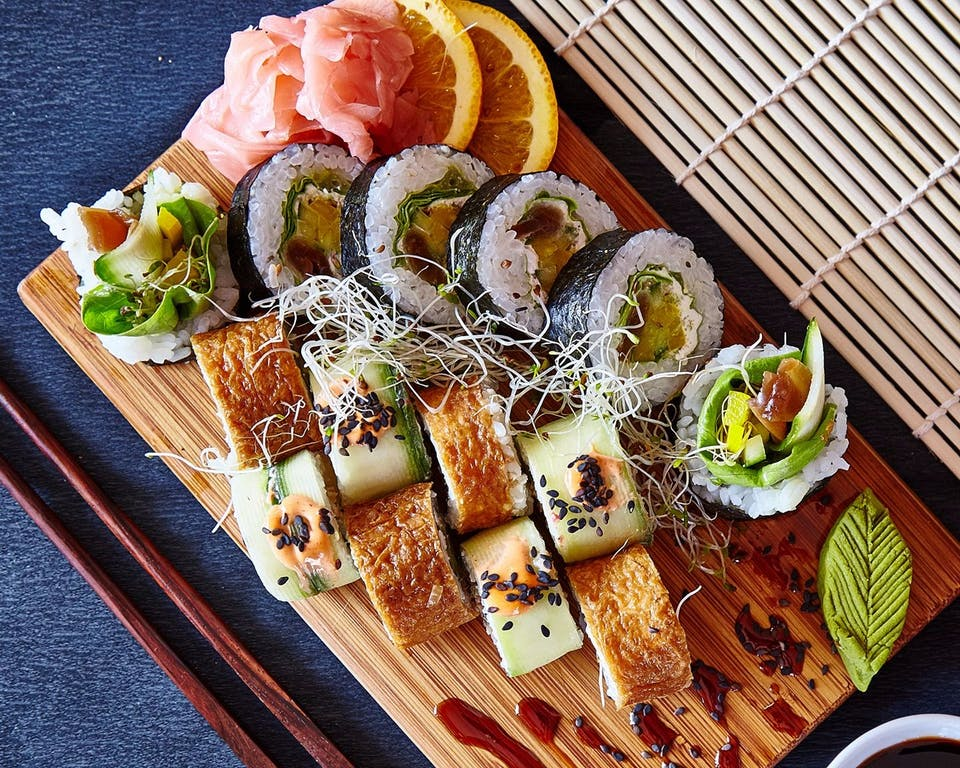 Czy dzieci mogą jeść sushi?