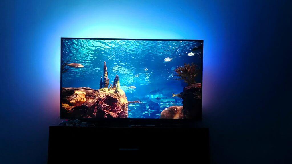 Ambilight, czyli telewizja na nowo