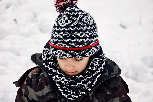 Aktywność fizyczna niezbędna dzieciom także zimą