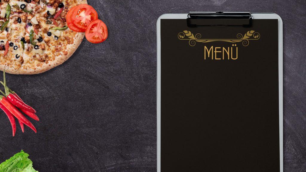 system zamowien dla restauracji