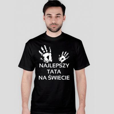 koszulka najlepszy tata na swiecie