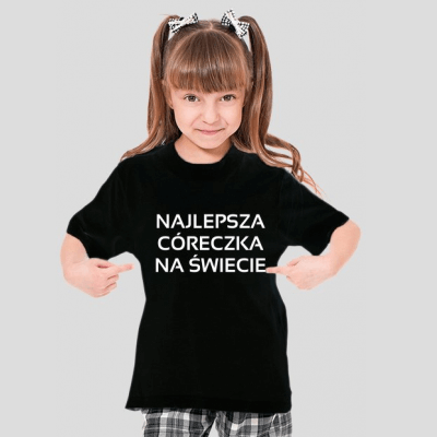 koszulka najlepsza córka