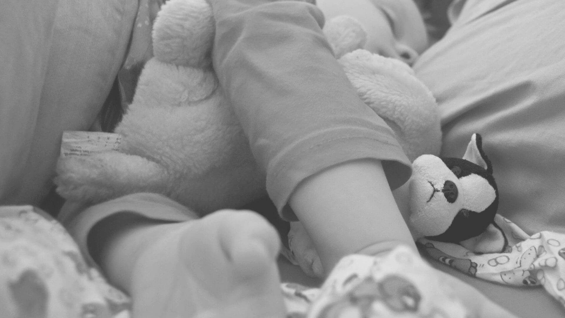 O tym jak TERAZ uczę dziecko samodzielnego zasypiania