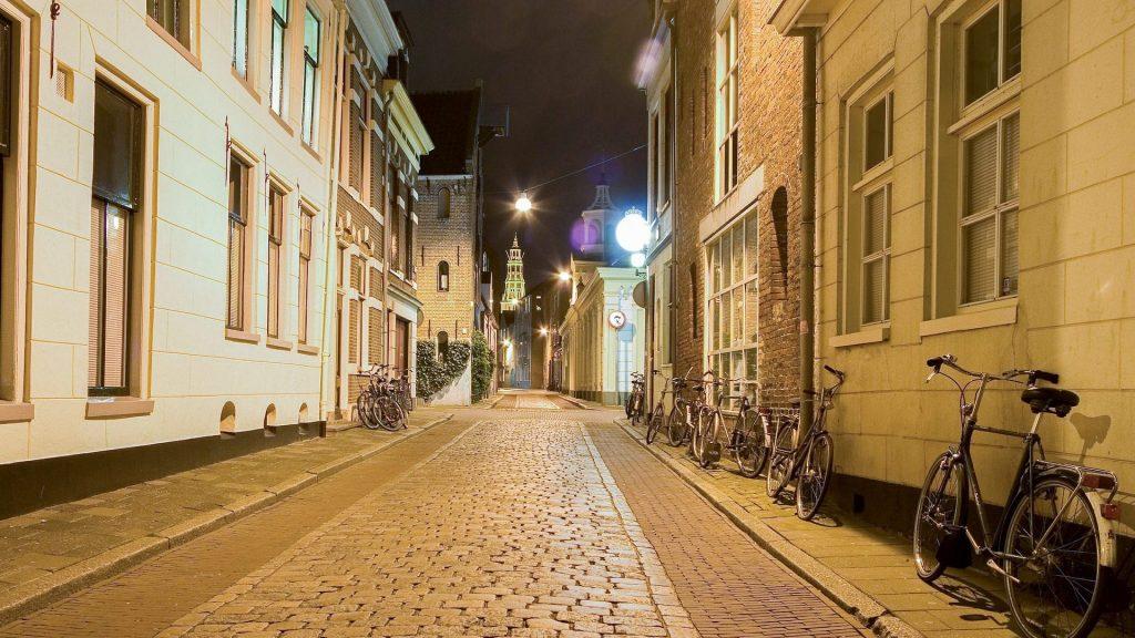 Lubię, gdy ulice są puste