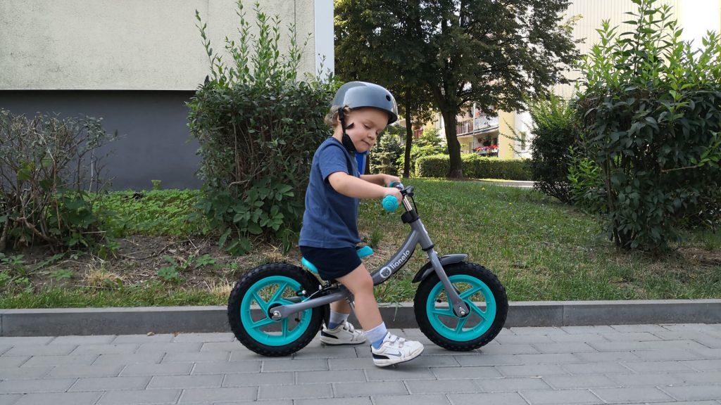 rowerek biegowy lionelo ben