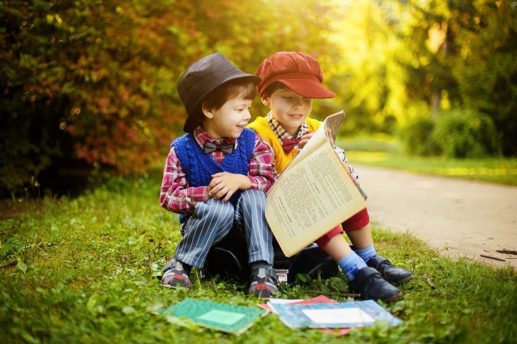 Dlaczego dzieci nie czytają? Książki które warto przeczytać dzieciom