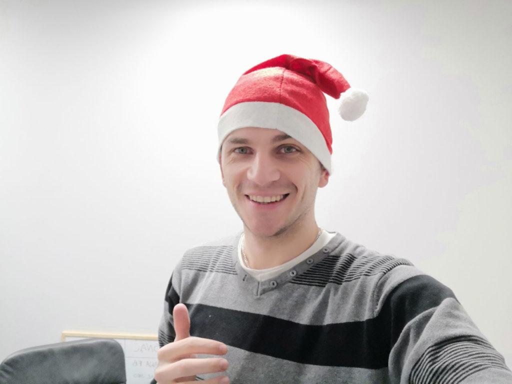 Dobrze jest wierzyć w Świętego Mikołaja