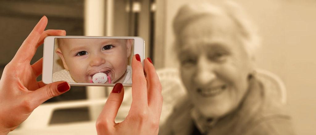 Najfajniejsze zdjęcia dziecka to te, których mu nie zrobisz