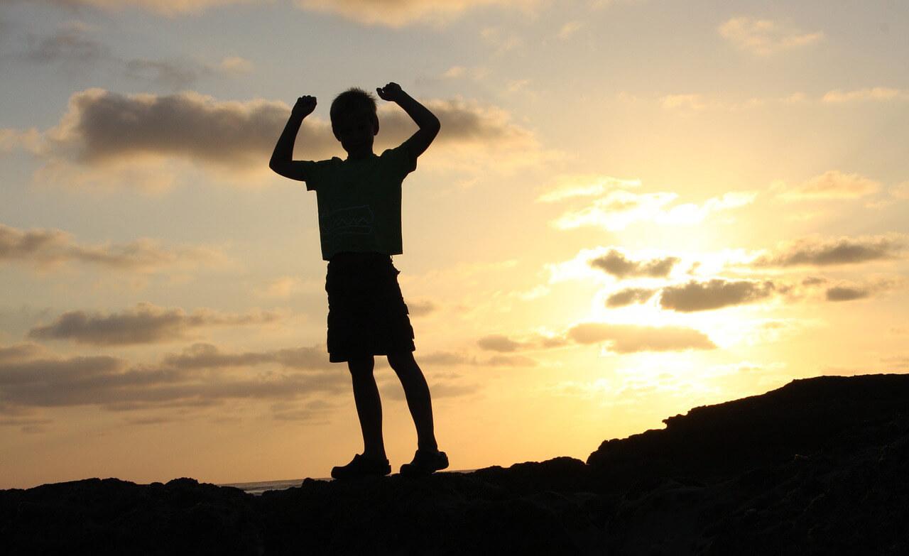 Wyrabiaj u dziecka nawyk wygrywania