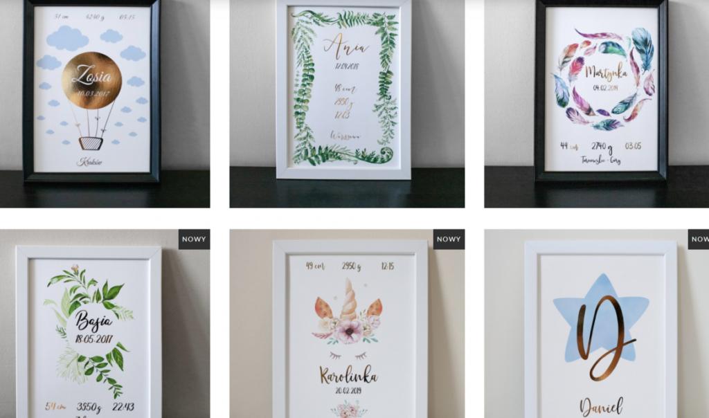 Co kupić noworodkowi? Kartki z okazji narodzin dziecka